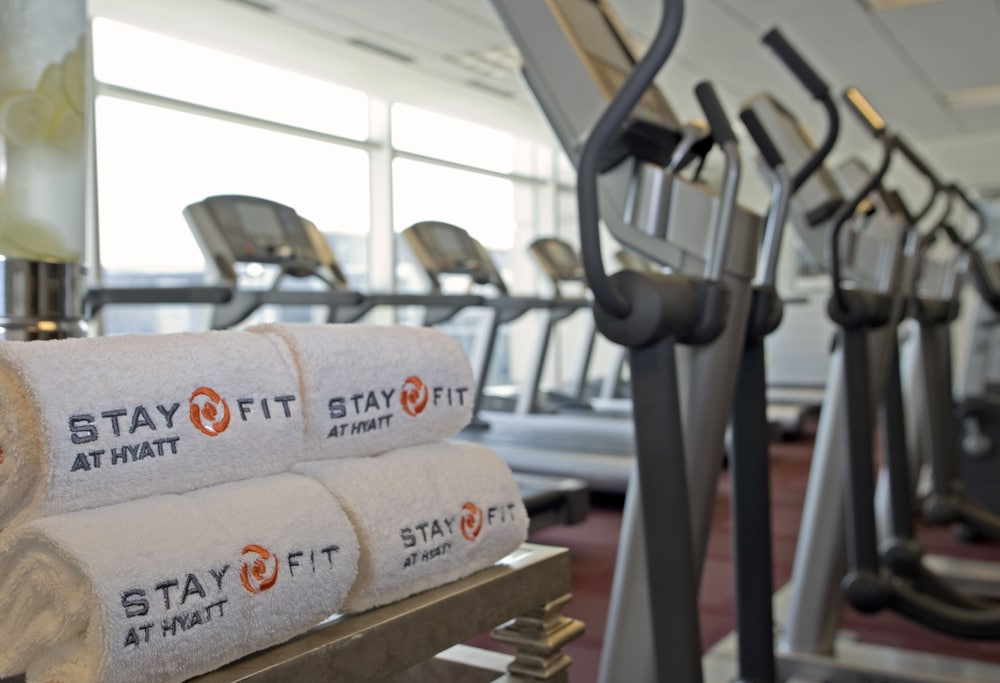 Gym, Hyatt Regency New Orleans