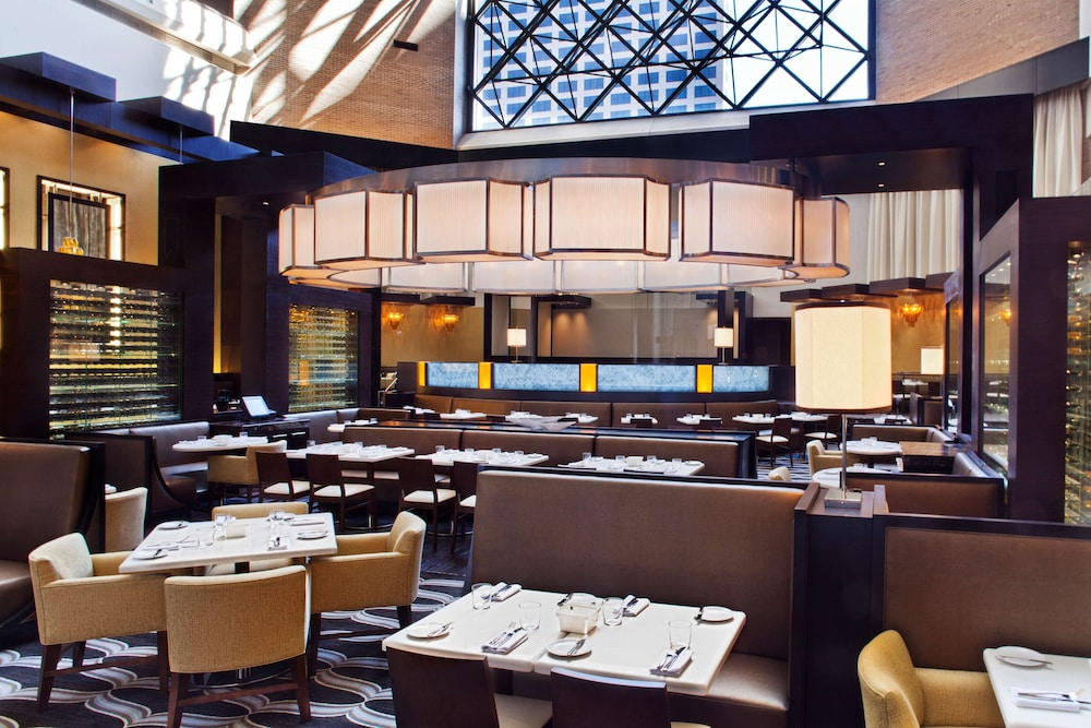 Restaurant, Hyatt Regency New Orleans