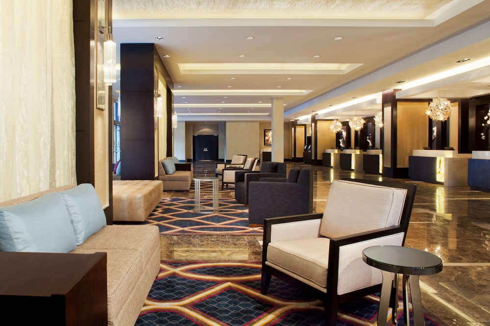 Lobby, Hyatt Regency New Orleans