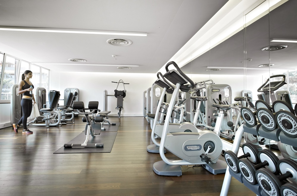 Fitness Facility, InterContinental Geneve