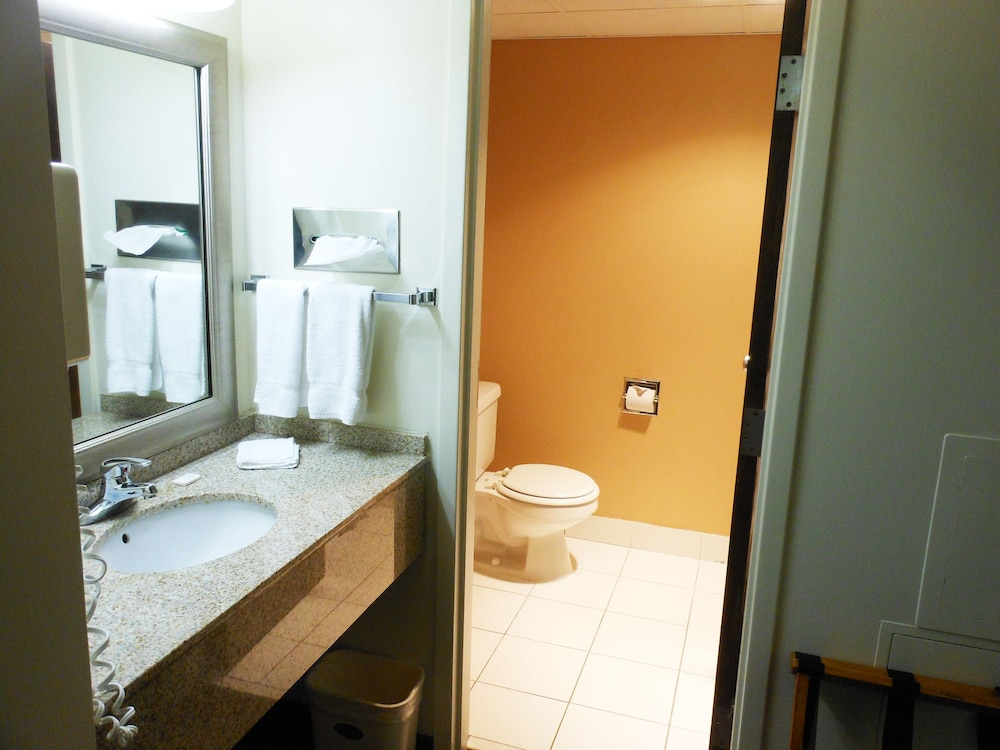 Bathroom, Americas Best Value Inn & Suites St. Cloud