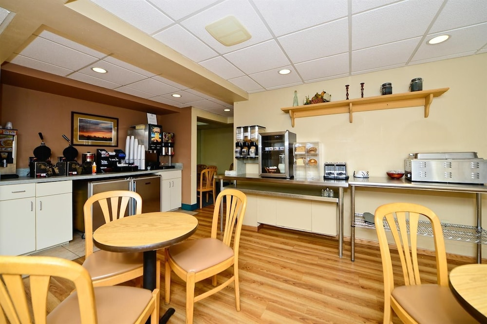 Coffee Service, Americas Best Value Inn & Suites St. Cloud