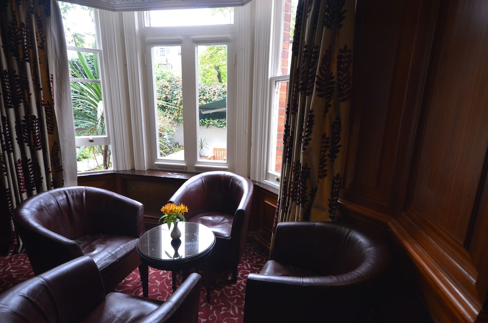Lounge, Best Western Burns Hotel Kensington