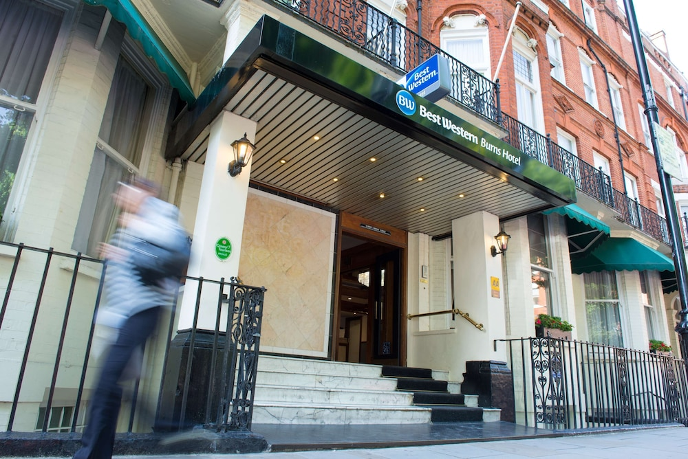 Featured Image, Best Western Burns Hotel Kensington