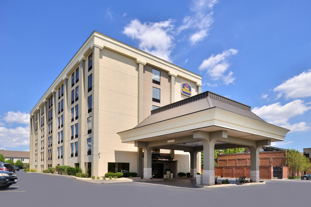 best western plus chicagoland countryside in chicago