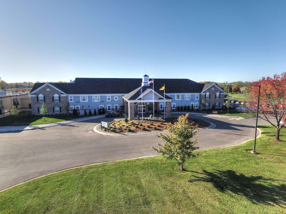 Aerial View, Comfort Inn & Suites and Conference Center