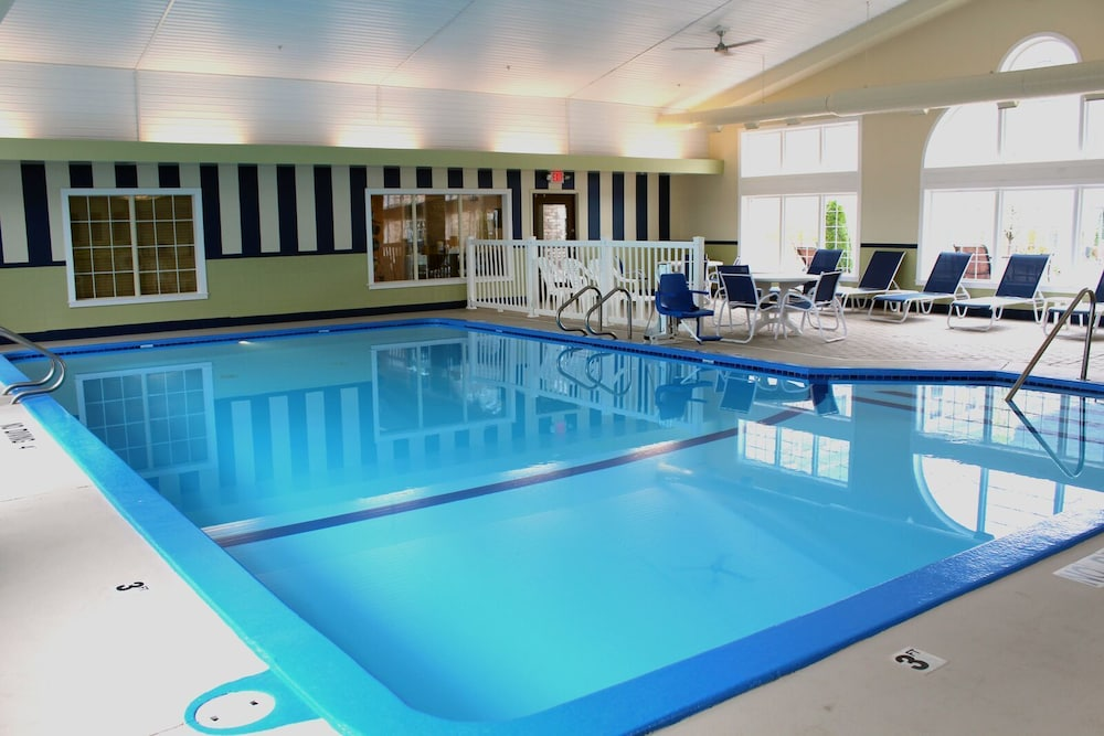 Indoor Pool, Comfort Inn & Suites and Conference Center