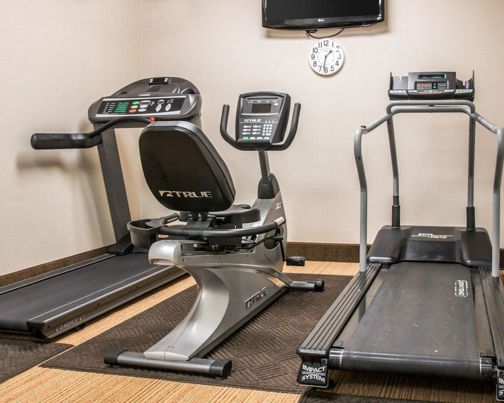 Fitness Facility, Comfort Inn & Suites and Conference Center