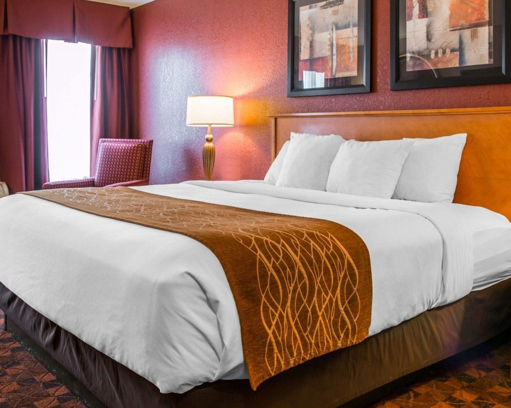 Room, Comfort Inn & Suites and Conference Center
