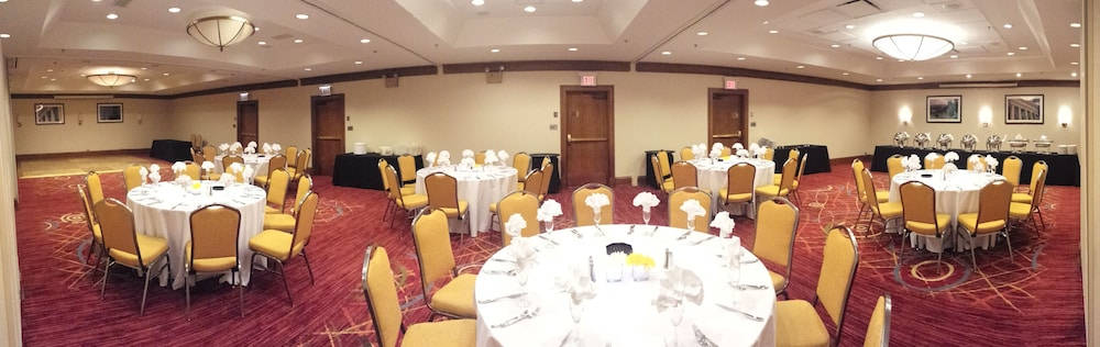Banquet Hall, Chicago Marriott at Medical District/UIC