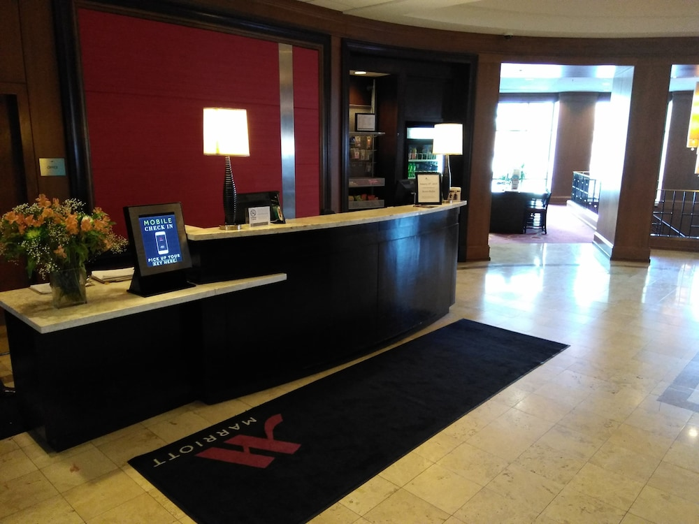 Reception, Chicago Marriott at Medical District/UIC