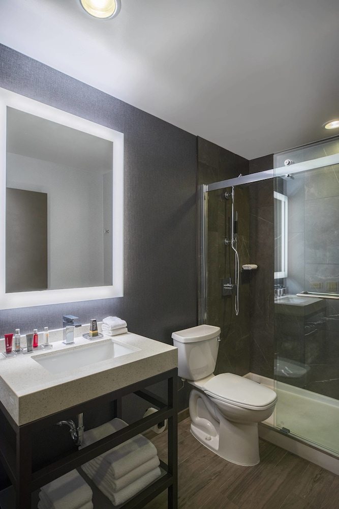 Bathroom, Chicago Marriott at Medical District/UIC