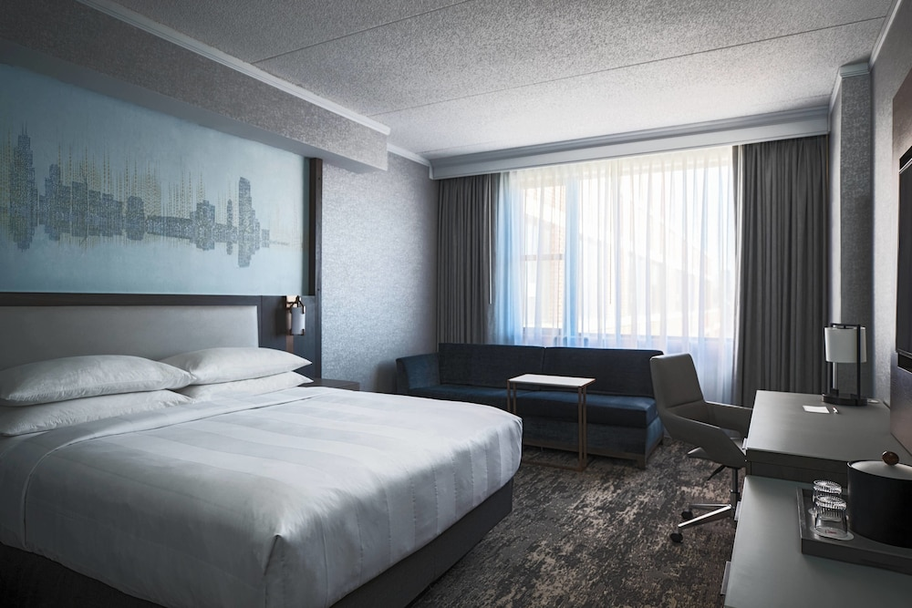 Room, Chicago Marriott at Medical District/UIC