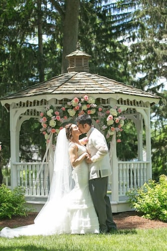 Outdoor Wedding Area, Lakeview Golf Resort, Trademark Collection by Wyndham
