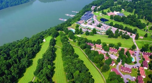 Aerial View, Lakeview Golf Resort, Trademark Collection by Wyndham