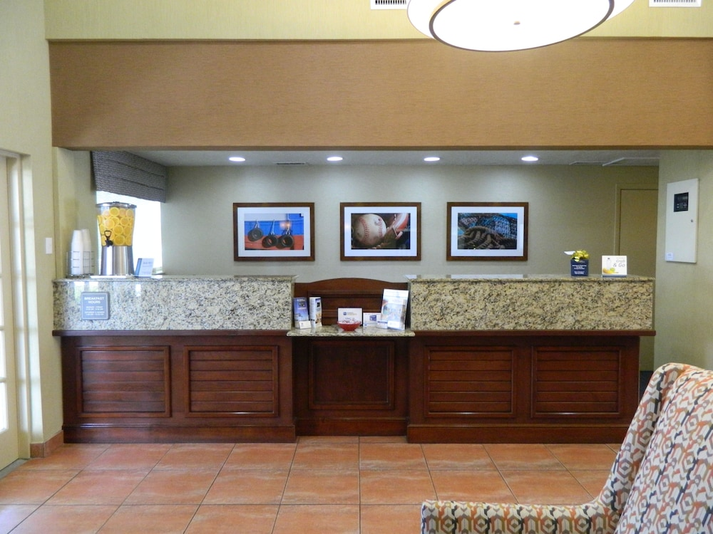 Interior Entrance, Best Western Port St. Lucie