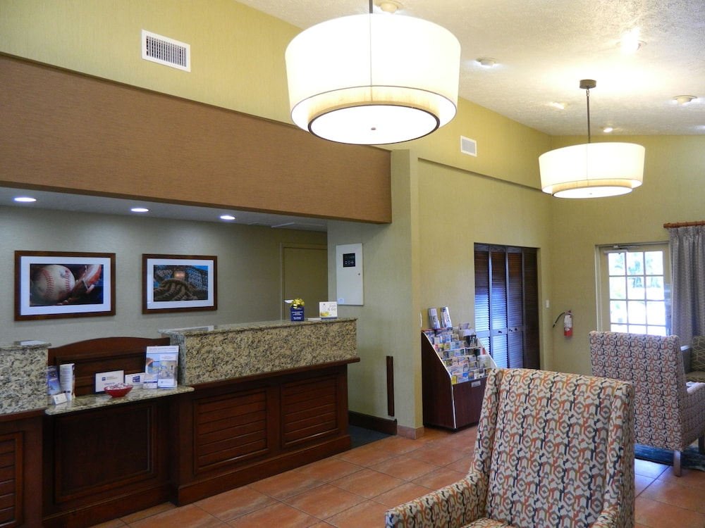 Reception, Best Western Port St. Lucie