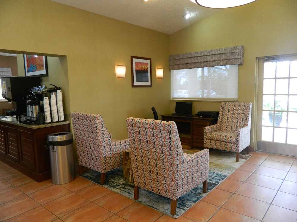 Lobby Sitting Area, Best Western Port St. Lucie