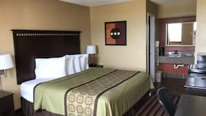 Pillowtop beds, in-room safe, rollaway beds, free WiFi