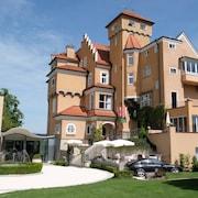 Hoteleingang