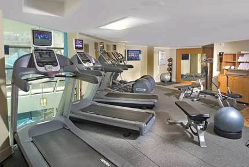 Fitness Facility, Embassy Suites by Hilton Crystal City National Airport
