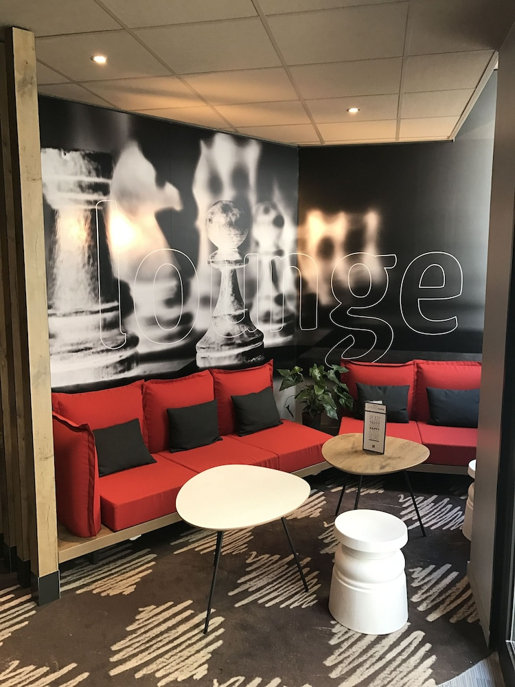 Lobby Lounge, Ibis Lille Centre Grand Place