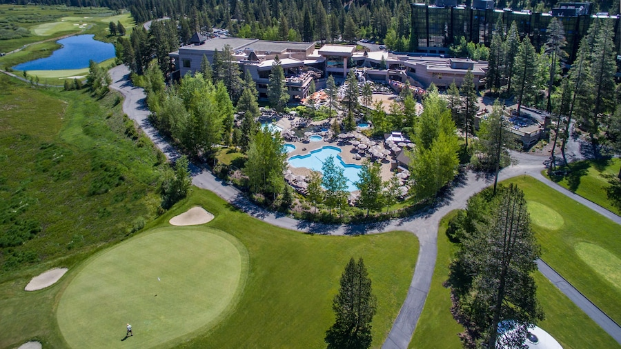 Resort at Squaw Creek, a Destination by Hyatt Residence