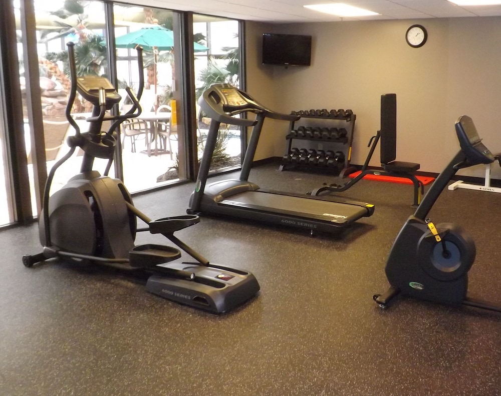 Fitness Facility, Wyndham Garden Cross Lanes Charleston