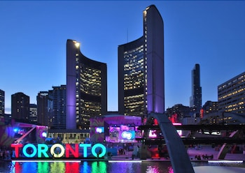 Exécutif datant de Toronto