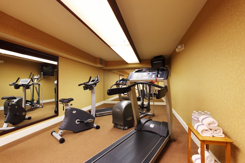 Fitness Facility, Holiday Inn Asheville Biltmore