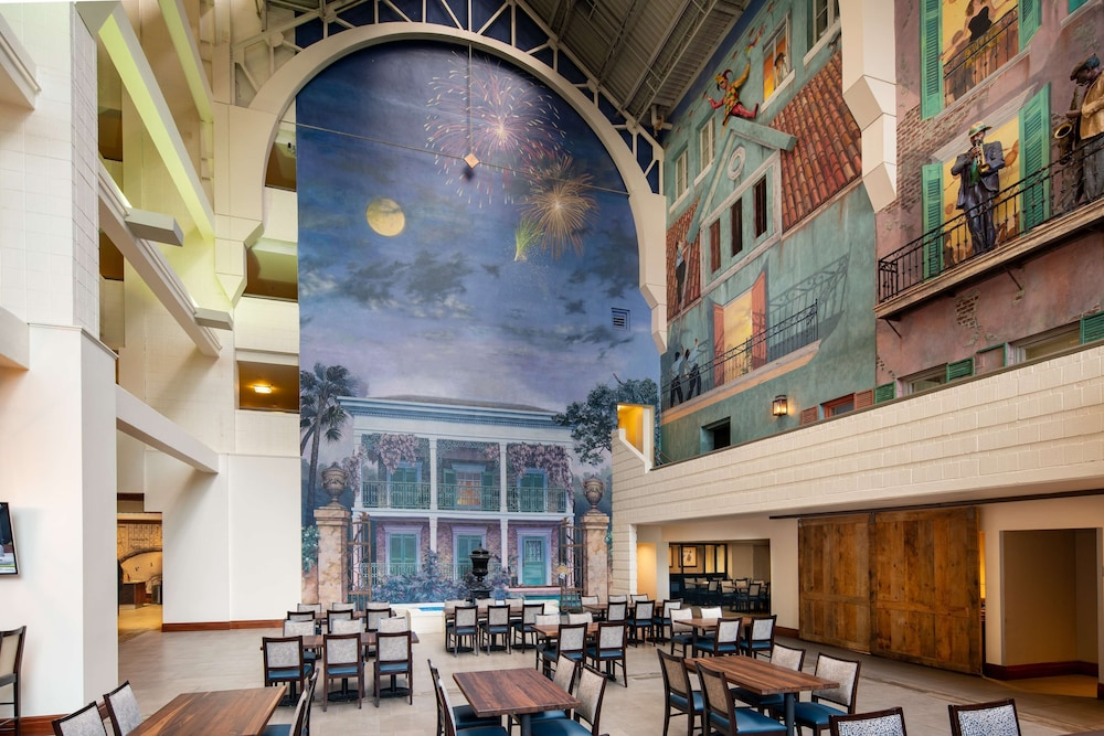 Lobby, Embassy Suites by Hilton New Orleans