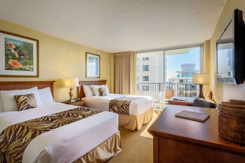Superior Room, Partial Ocean View - Guestroom