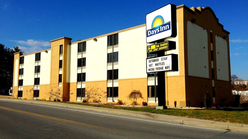 Exterior, Days Inn by Wyndham Hagerstown