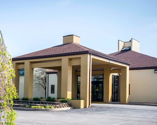Quality Inn New Columbia–Lewisburg