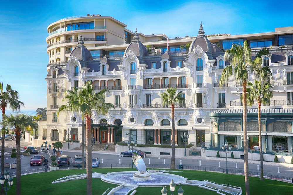 Front of Property, Hôtel de Paris Monte-Carlo