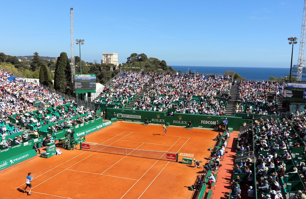 Tennis Court, Hôtel de Paris Monte-Carlo