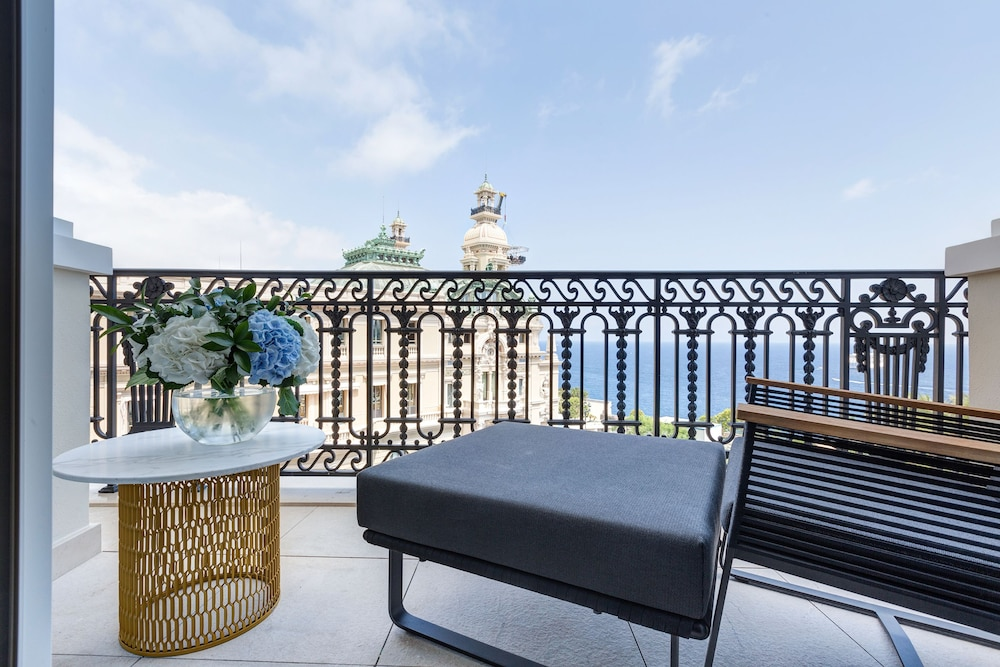 Terrace/Patio, Hôtel de Paris Monte-Carlo