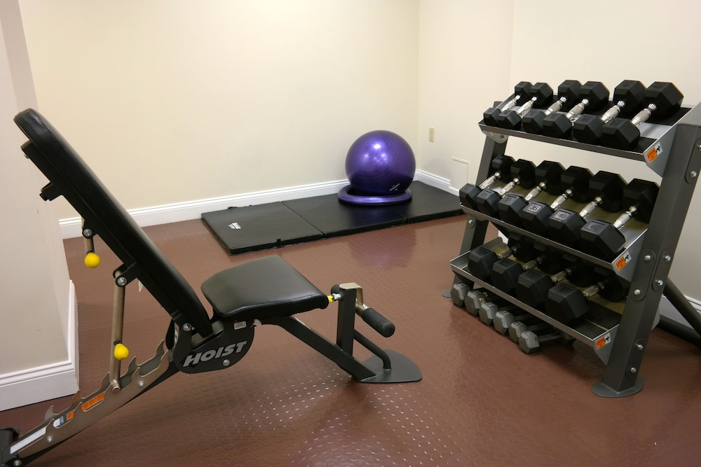 Fitness Facility, Boston Hotel Buckminster