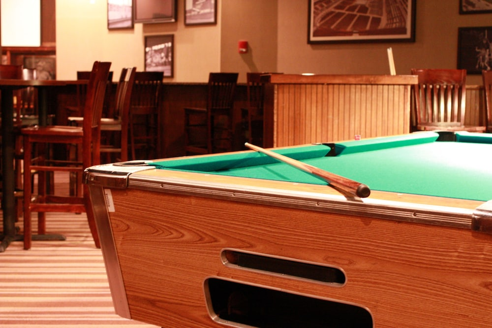 Billiards, DoubleTree by Hilton Boston - Milford