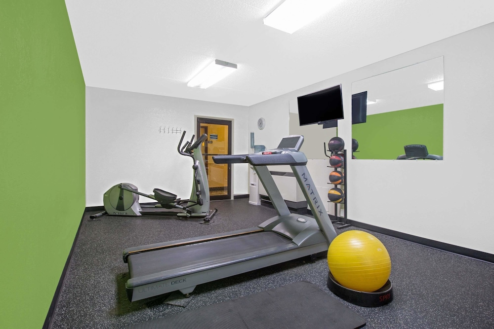 Fitness Facility, Days Inn by Wyndham Casper