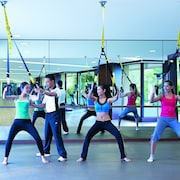 Studio de fitness