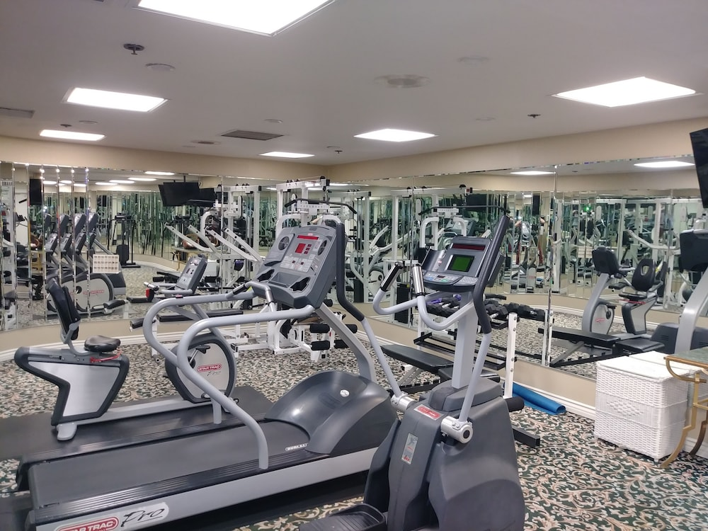Fitness Facility, Indian Wells Resort Hotel