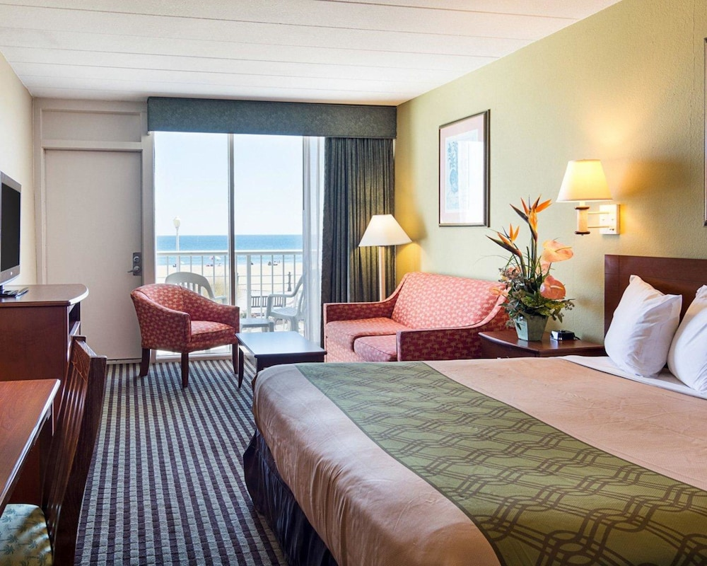 Room, Econo Lodge Virginia Beach - On The Ocean