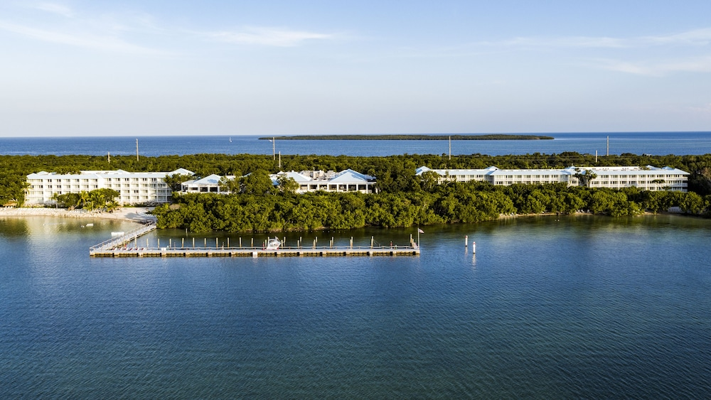 Aerial View, Baker's Cay Resort Key Largo, Curio Collection by Hilton