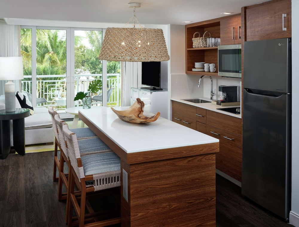 Private Kitchen, Baker's Cay Resort Key Largo, Curio Collection by Hilton