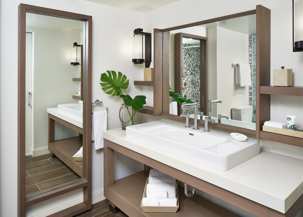 Bathroom Sink, Baker's Cay Resort Key Largo, Curio Collection by Hilton