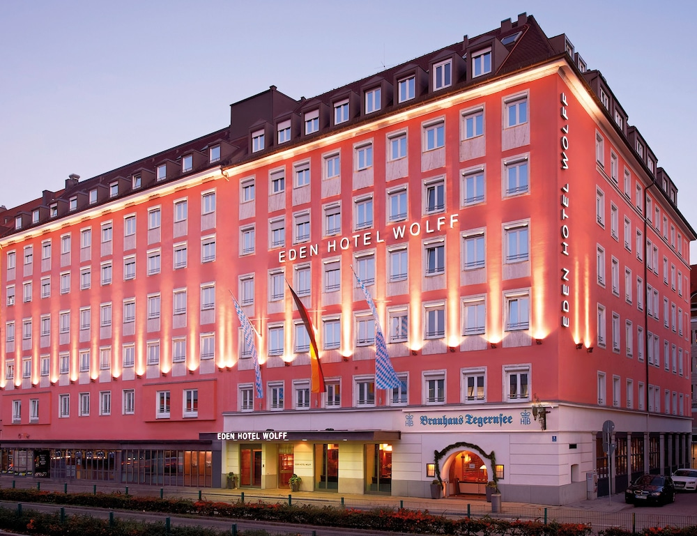 Eden Hotel Wolff Munich Booking Com