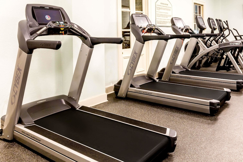 Fitness Facility, The Mills House Wyndham Grand Hotel