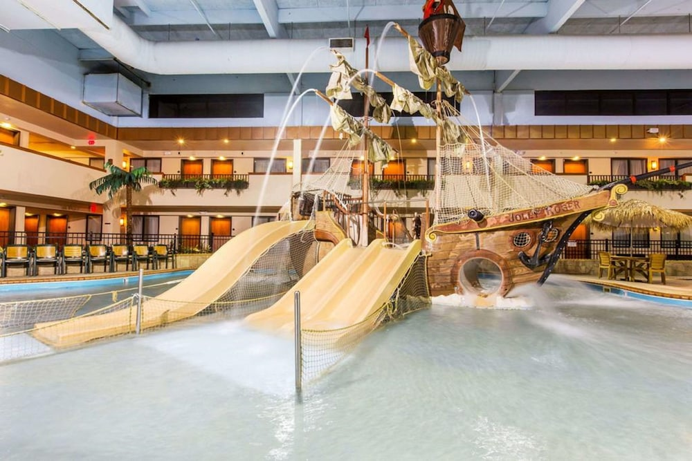 Children's Pool, Ramada by Wyndham Sioux Falls Airport-Waterpark & Event Ctr