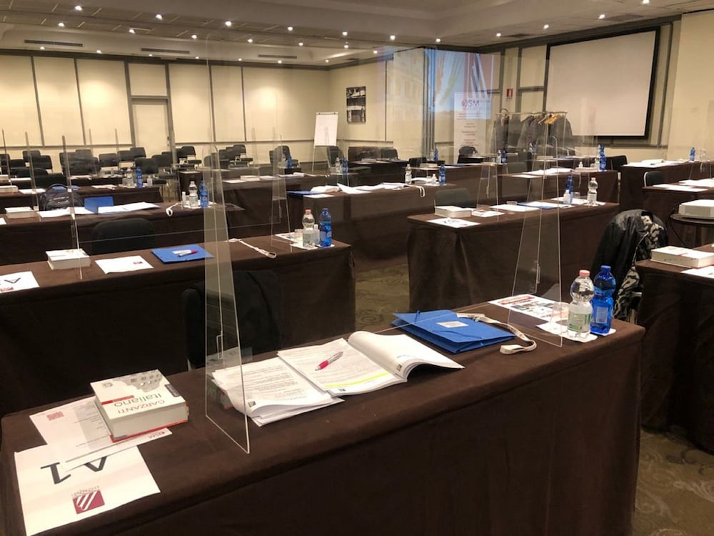 Meeting Facility, Crowne Plaza Rome-St. Peter's Hotel & Spa